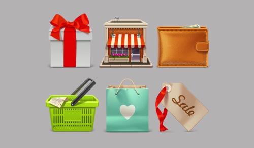 Colección de iconos o recursos gráficos para el día de San Valentin gratis 20