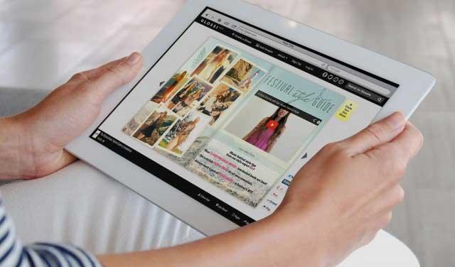 glossi hacer revistas digitales
