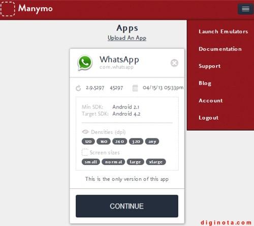 Usa el WhatsApp desde cualquier navegador(Chrome,Firefox,Opera,Etc) Gratis 7