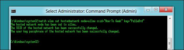 Cómo convertir una PC con Windows 8 en un punto de acceso inalámbrico 5