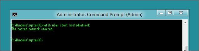 Cómo convertir una PC con Windows 8 en un punto de acceso inalámbrico 6