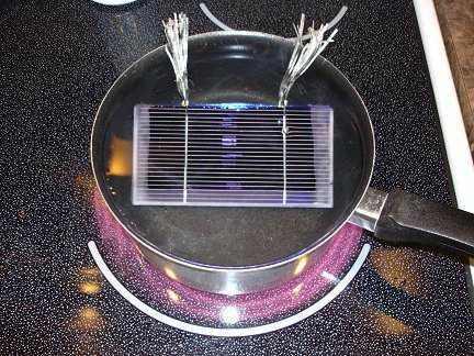 Cómo hacer un panel solar de 18 volts en casa 10