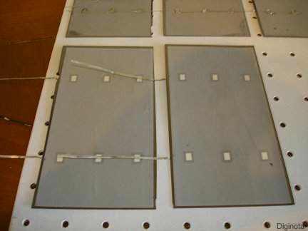 Cómo hacer un panel solar de 18 volts en casa 12