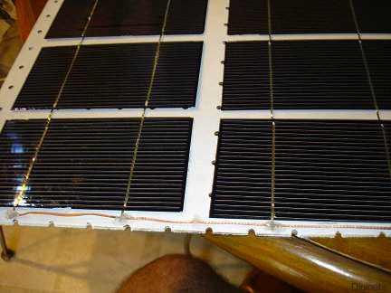 Cómo hacer un panel solar de 18 volts en casa 16