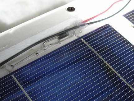 Cómo hacer un panel solar de 18 volts en casa 20