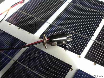 Cómo hacer un panel solar de 18 volts en casa 24