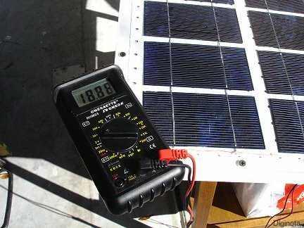 Cómo hacer un panel solar de 18 volts en casa 26
