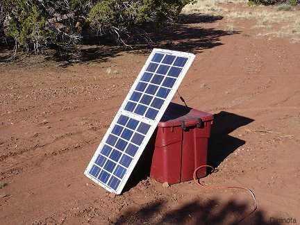 Cómo hacer un panel solar de 18 volts en casa 27