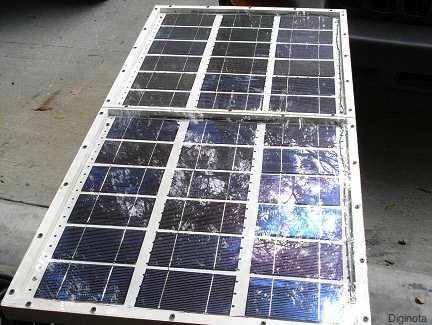 Cómo hacer un panel solar de 18 volts en casa 25
