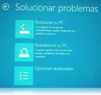 Cómo reinstalar Windows 8 sin pérdida de datos 6