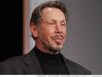 Larry J. Ellison