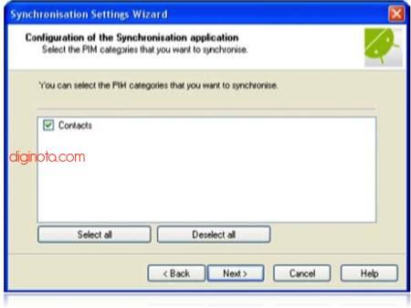 Cómo hacer para migrar contactos entre Android, BlackBerry y iPhone 12