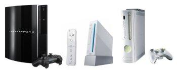 Comparativa PS3 vs Xbox 360 vs Wii 1