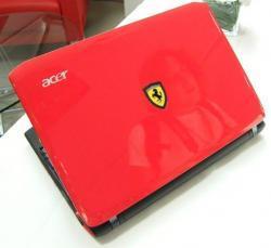 La nueva Acer Ferrari One 1