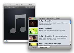 Ecoute, genial reproductor para canciones de iTunes 1