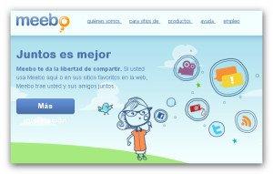 Chatear en Facebook, Twitter, Messenger, y otros con Meebo 1