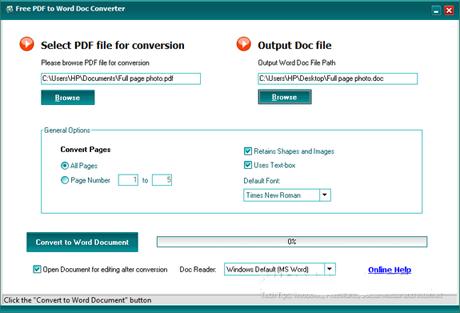 Convertidor de PDF a Word – HelloPDF 1