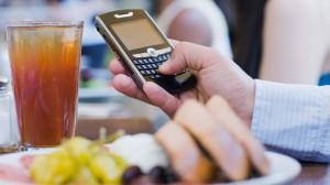 El 'pulgar de BlackBerry', el mal de los usuarios de 'smartphones' 1