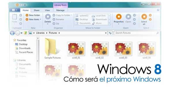 Windows 8 - Cómo será el próximo Windows
