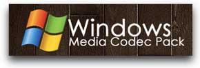 Windows Media Codec Pack,ver cualquier archivo multimedia. 0