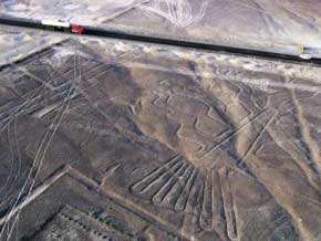 Científicos revelaron el misterio tras las famosas líneas de Nazca 1