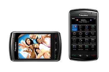 Nuevo BlackBerry Storm competirá con el iPhone 1