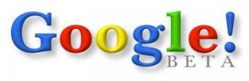 Logotipo de Google en 1998