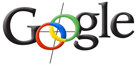 Tercer diseño del logo de Google realizado por Ruth Kedar
