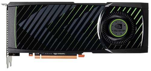 NVIDIA lanzó la nueva GeForce GTX 570 1