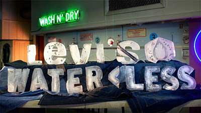 Levi's Waterless – RSC a ritmo de Stop Motion + video Spot 0