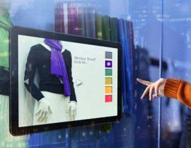 Desarrollan Pantallas Táctiles para comprar en las tiendas 'sin tocar' 0