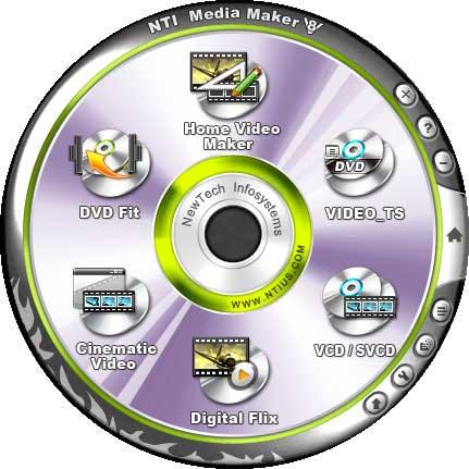 NTI Media Maker 8