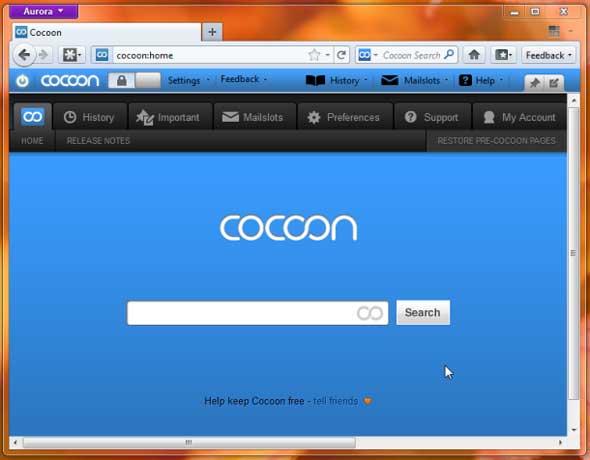 VPN para Firefox ahora es gratuito: Cocoon 0