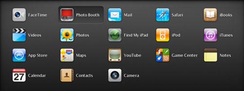 Kit de aplicaciones para estrenar el iPad 2 0