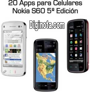 Aplicaciones útiles para S60, Nokia 5530, 5800, N97 0