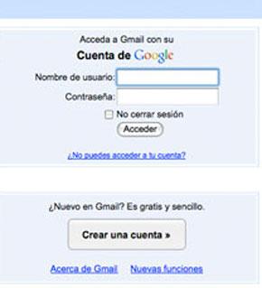 Las aplicaciones que contiene Gmail 0