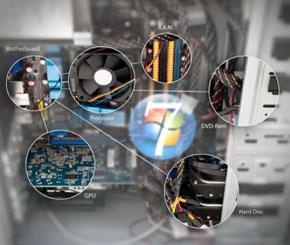 ¿Cómo serian las especificaciones ideales para una máquina con Windows 7? 1