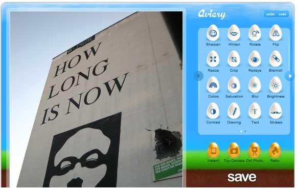 Web ´s con las buenas características para editar imágenes 2