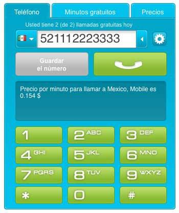 Cuatro sitios para hacer llamadas telefónicas internacionales gratis o muy baratas 2