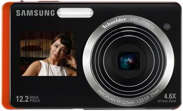 Análisis de la Samsung doble LCD (TL 220/225) (ST 500/550) 0
