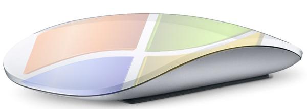 Ya puede usarse el Magic Mouse en Windows 1