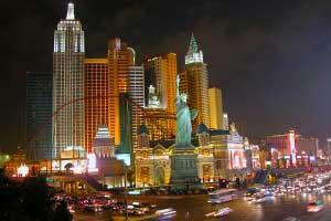 (Las Vegas. Es la ciudad más grande del estado de Nevada, en los Estados Unidos. Para muchos es la capital mundial del entretenimiento)