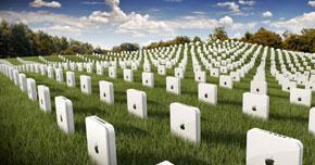 Cementerio de apple ¿Por qué mueren las Time Capsule? 1