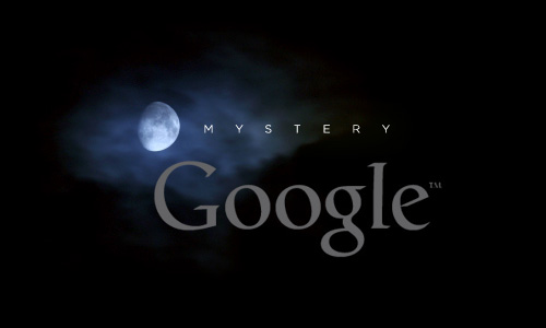"""""""Mystery Google"""", para poner algo de absurdo a las búsquedas en internet 0"""