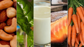 Alimentos que  ayudan a mantener su estrés bajo control 1