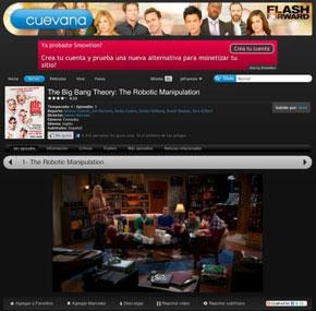 Este es un buen sitio para ver películas y series online en calidad DVD 0