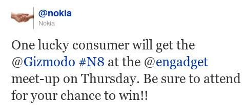 Así  respondido Nokia a la negativa de Gizmodo de publicar una reseña sobre el Nokia N8 2