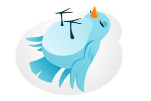 Virus (XXX) ataca al pajarito de Twitter 1