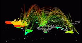 Esto se acaba, las direcciones IPv4 estarán ocupadas a principios del 2011 1