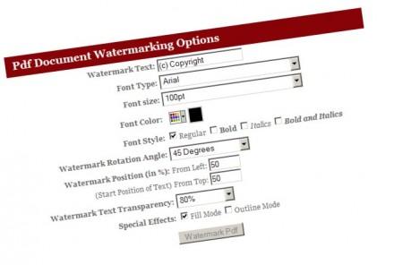Poner marcas de agua a un PDF 1